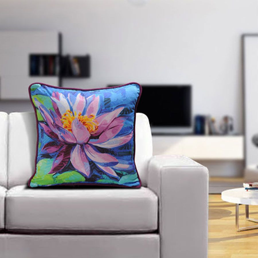 Digitally Printed Cushion Covers - DCC-1056