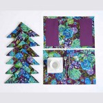 Table Mat And Napkin - 2402