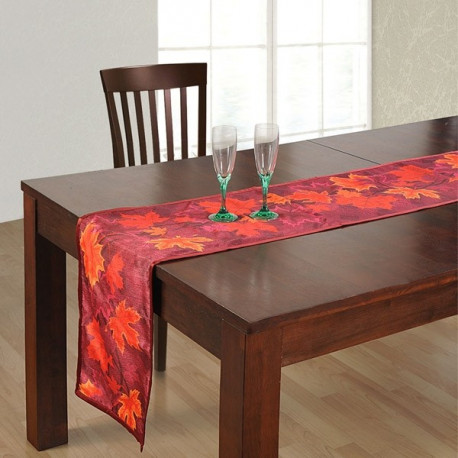 Autumn Treasure Table Runner- RND- 033