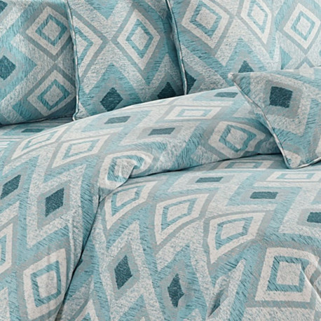 Bright Fashion Ananda Fitted Bed Sheet - 8111
