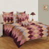 Sparkle Fitted Bed Sheet- 1783