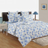 Sparkle Fitted Bed Sheet- 3358