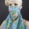 Colorful Scarf Mask
