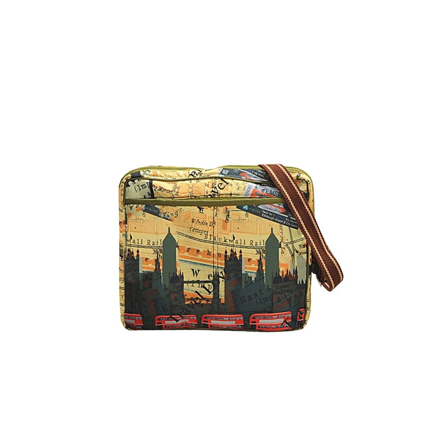 Modern City IPad Satchel – IPD01-7