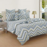 Veda Fitted Bed Sheet-12084