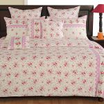 Graceful Garland Ananda Fitted Bed Sheet - 1896
