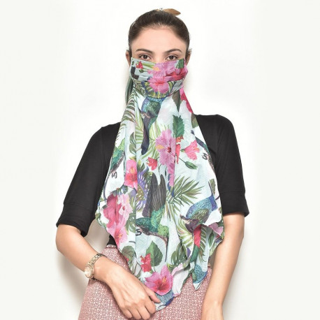 Expressive Safety Scarf Mask-5116