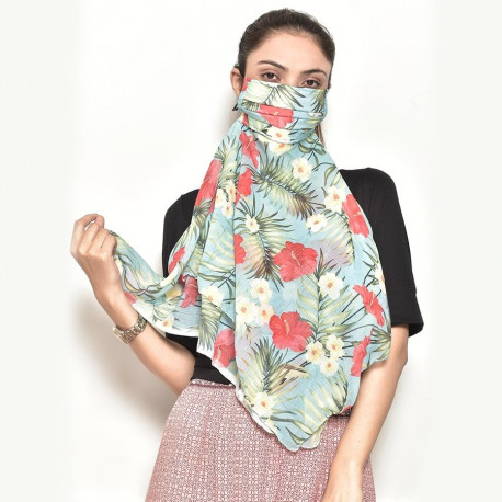 Safety Delight Scarf Mask-5121
