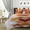 Sparkle Fitted Bed Sheet-21007