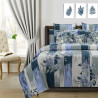 Veda Fitted Bed Sheet-22020