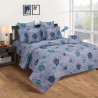 Zinnia Fitted Bed Sheet-25010
