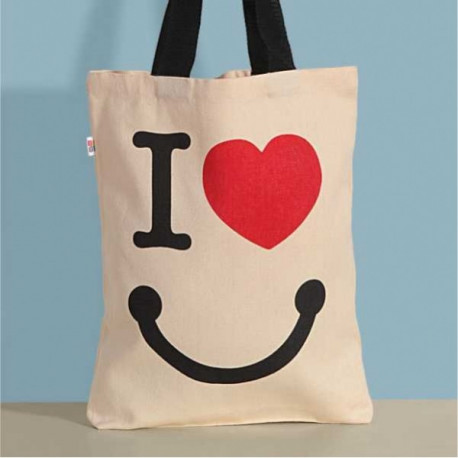 Love Canvas Graffiti Bag- 501