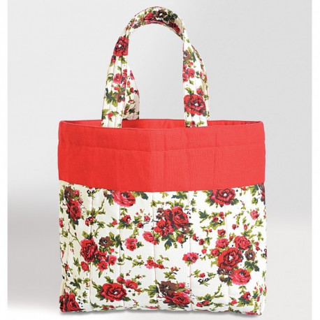 Roses Shopping Bag-6904