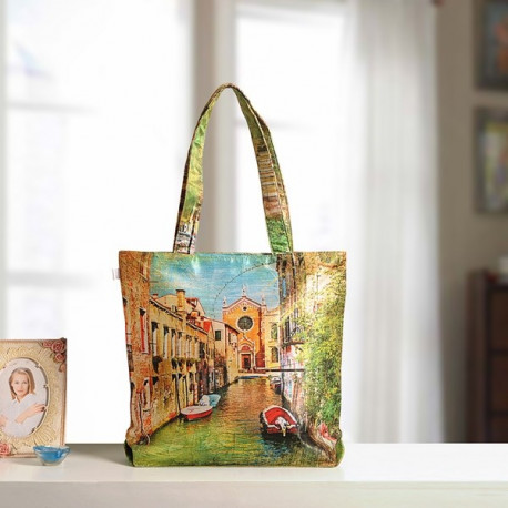 Fashion Shopping Bag -FB-707