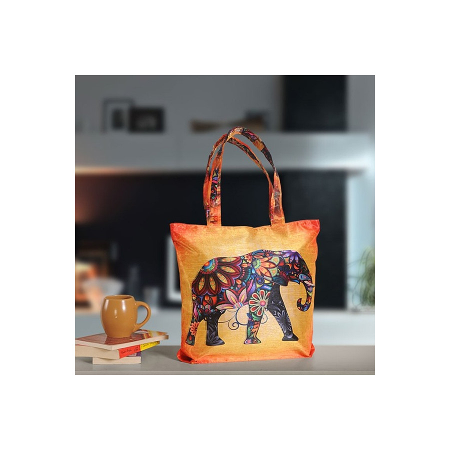 Elephant Fashion Shopping Bag-701