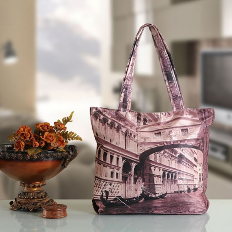 Venice Fashion Shopping Bag- 704