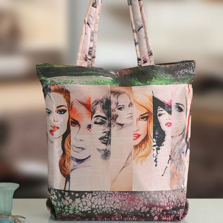 Glam Fashion Shopping Bag-702