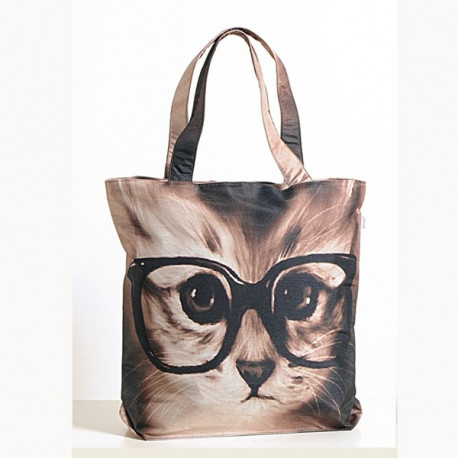 Chic Cat Animal Theme Bag- Cats-2