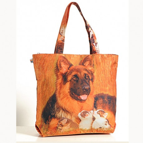 Dog Cat Animal Theme Bag- Dogs-1