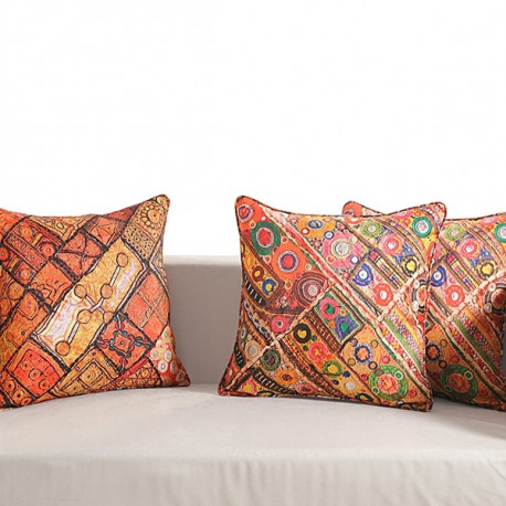 Digital Printed Cushion Covers - DCC - 1202