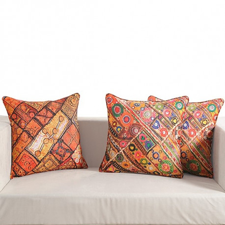 Rich Fashion Flavor Digital Printed Cushion Covers – DCC - 1202