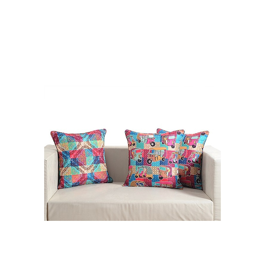 Digital Printed Cushion Covers - DCC - 1204