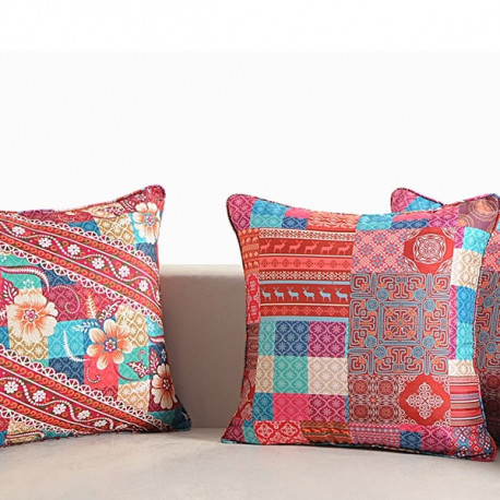 Digital Printed Cushion Covers - DCC - 1206