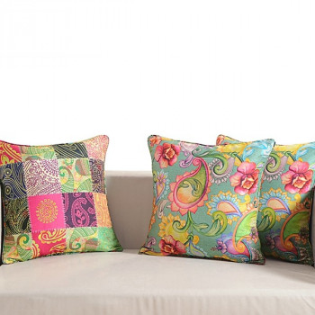 Digital Printed Cushion Covers - DCC - 1208