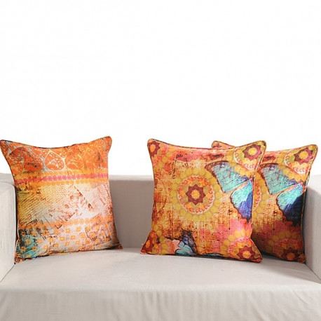 Digital Printed Cushion Covers - DCC - 1210