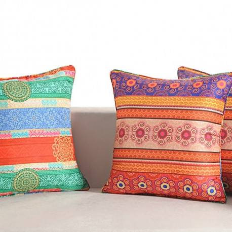 Digital Printed Cushion Covers - DCC - 1212