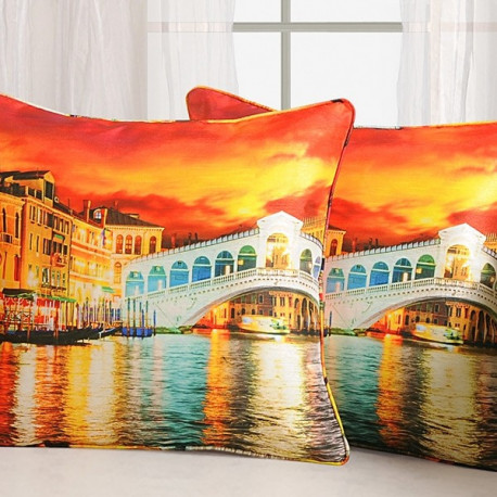 Printed Cushion Cover-DCC-1161