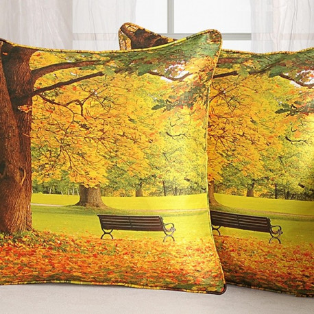 Park Digital Printed Cushion Covers- DCC- 1111