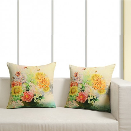 Digital Printed Cushion Covers - SCC-02