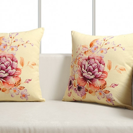 Digital Printed Cushion Covers - SCC-06