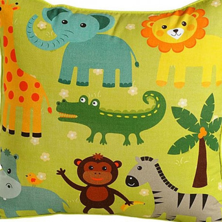 Croc Friends kids cushion covers- KCC- 162