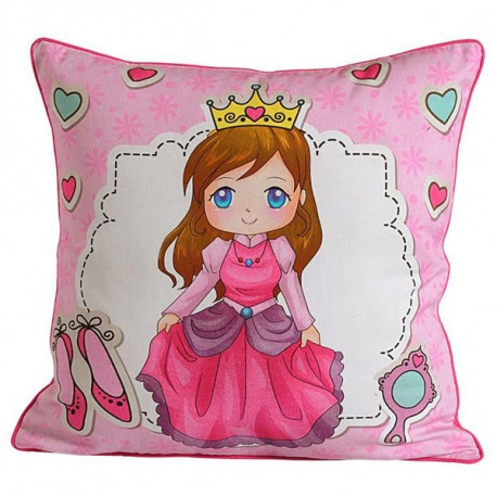 Little Princess kids cushion covers-KCC- 163