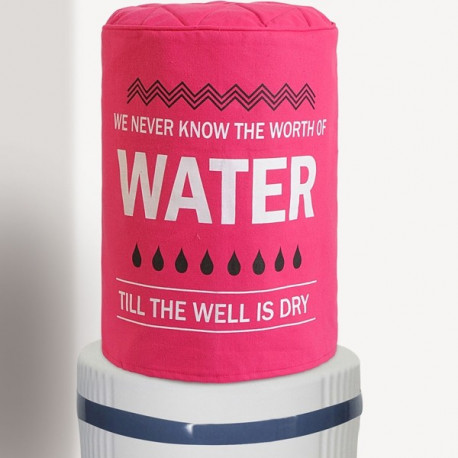 Beautiful Pink Water Bottle Covers
