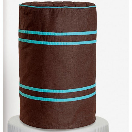 Choco Water Bottle Cover