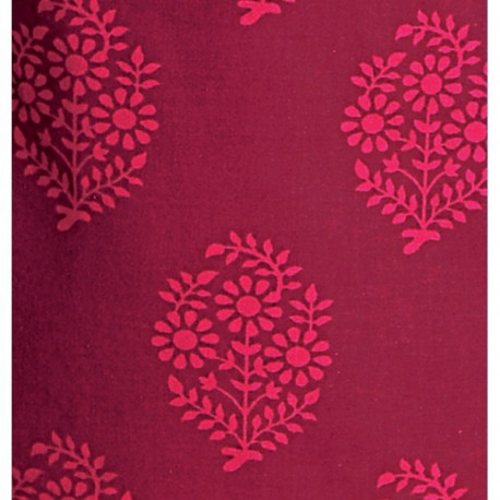Fuchsia Water Bottle Cover- 3008