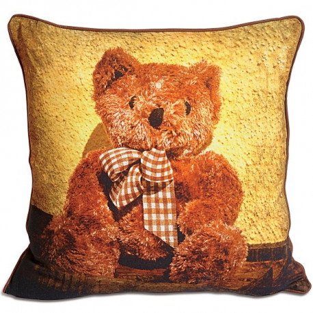 Teddy Kids Cushion Covers- KCC-125