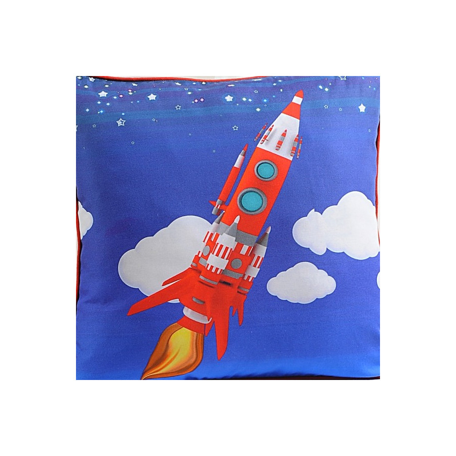 Rocket Kids Cushion Covers- KCC-129