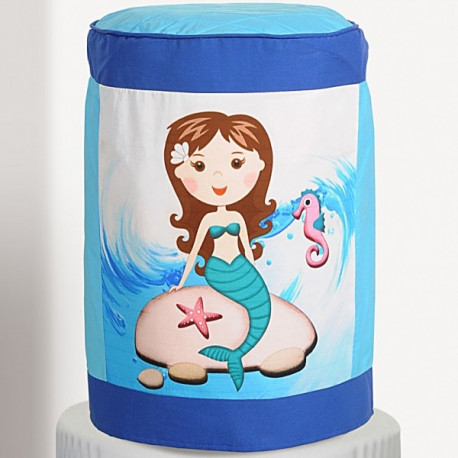 Mermaid Water Bottle Cover