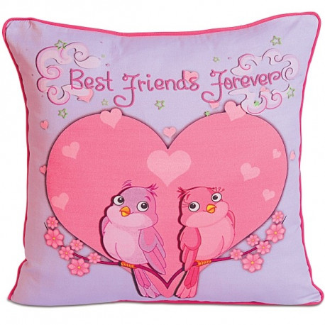 Best Friend Forever Teens Cushion Covers (KCC-119)