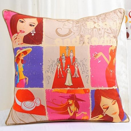 Fashion Teens Cushion Covers - KCC- 137