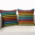 Shifting Colors Printed Cushion Covers – 1505