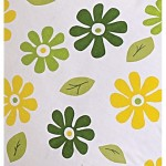 Sunny Flowers Cushion Cover-5203