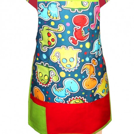 Dinosaur's World Kids Apron- KAP-152
