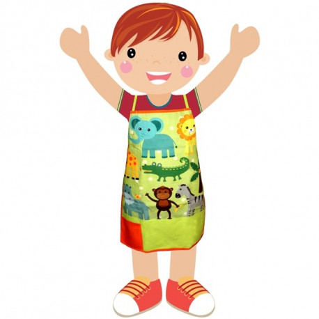 Animal World kids Apron-  KAP-162