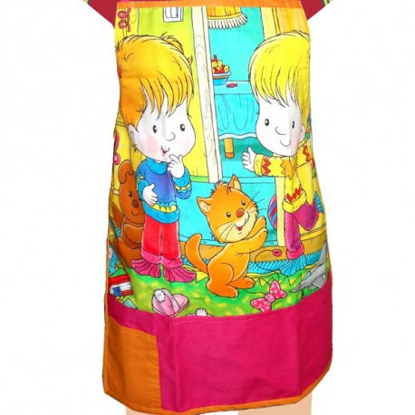 Lets Play Kids Apron - KAP-177