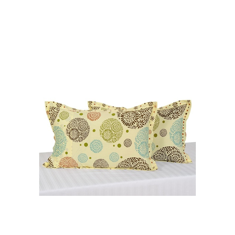 Fireworks Pillow Cover- 1404